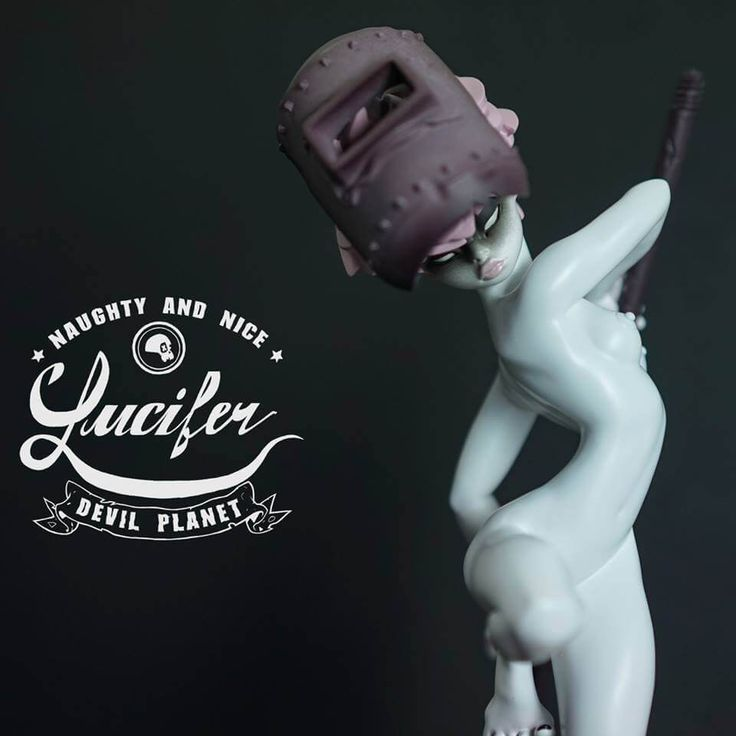 Lucifer Pre-order By Devil Planet KANG GOON X TJ CHA | The Toy Chronicle