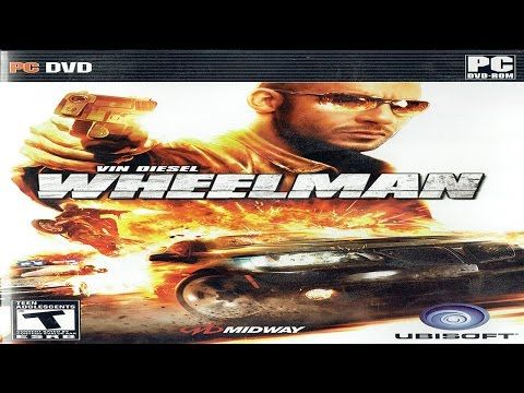 Vin Diesel Wheelman Windows Vista Gameplay (Ubisoft 2009) (HD) - YouTube