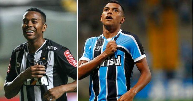 Atlético-MG x Grêmio: quem é melhor em cada posição na final da Copa do Brasil? | Playbuzz