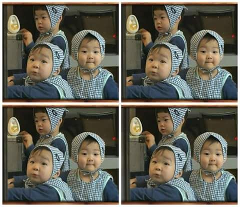 the cleaners.. daehan, minguk, manse