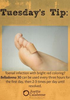 For more essential remedies for nail infections, check out this blog post. ~joettecalabrese.com