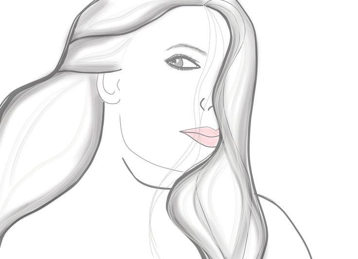 By Elodie Hav. Profil Face 🖌| 2016