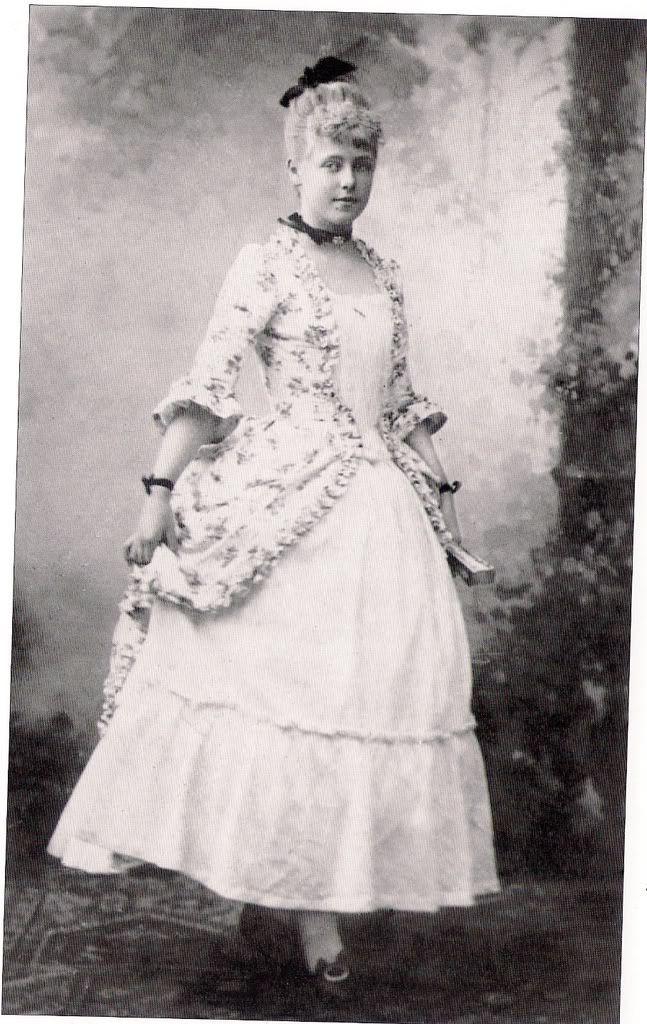 Princess Marie of Edinburgh, later Queen of Romania