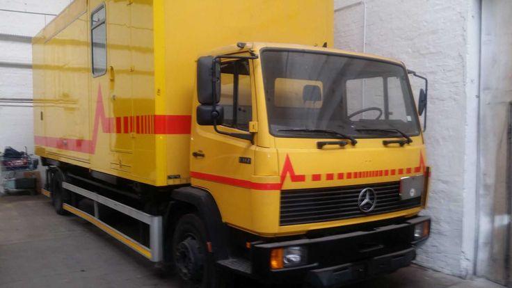 wohnmobil lkw Oldtimer 1317 L  Mercedes daimler Benz Truck Expeditionsfahrzeug