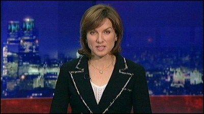 BBC Ten O'Clock News: 2007-2008 | TV Live