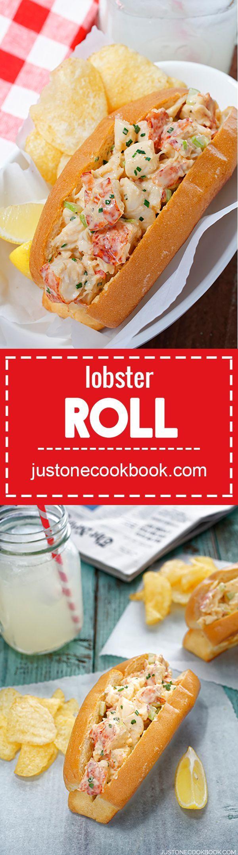 Lobster Roll   Easy Japanese Recipes at JustOneCookbook.com
