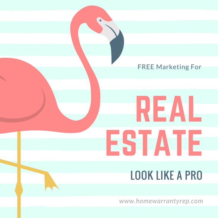 Choice Home Warranty Real Estate -Free Graphics Department!  You don't have to hire out or pay anyone to look…