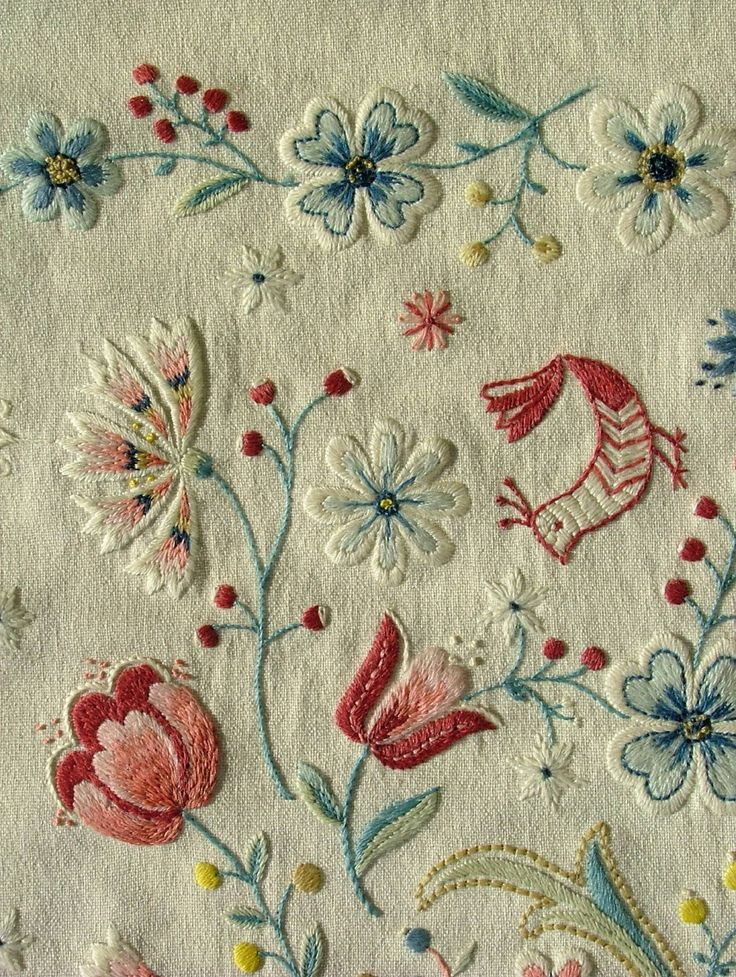 embroidery ~