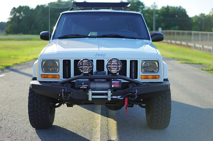 2001 Cherokee. Among other things, BRAND NEW AUTHENTIC TRUCK LIGHT LED HEADLIGHTS BRAND NEW CUSTOM LEATHER SEAT CONVERSION WITH INSERTS AND WHITE STITCHING  BRAND NEW FRONT HEATED SEATS WITH 2 WAY ADJUSTABLE HEAT  BRAND NEW BUILT UP AND RESHAPED SEATS WITH ADDED FOAM - SEATS FEEL BRAND NEW COMFORT WISE  BRAND NEW CUSTOM HEADLINER