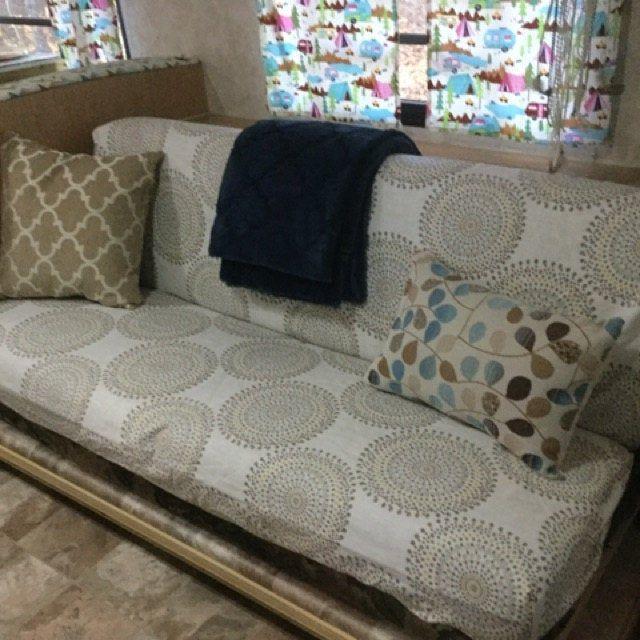 Camper Sofa Gaucho Cushion Covers