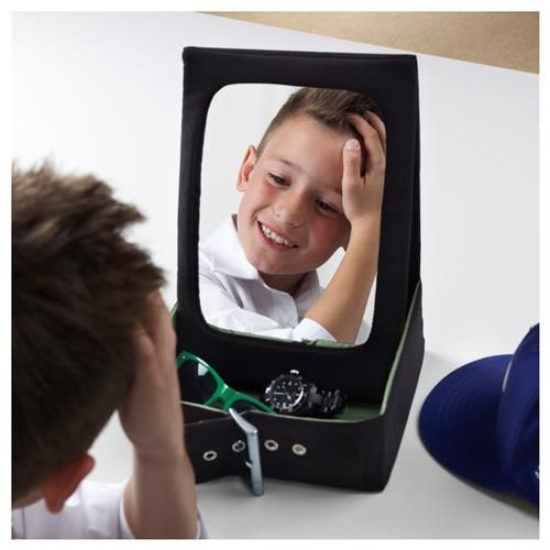 BETRAKTA Επιτραπ. καθρέφτης με αποθήκευση - IKEA
