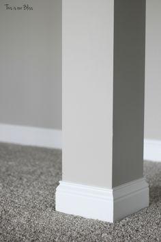 Image result for best paint color for basement walls
