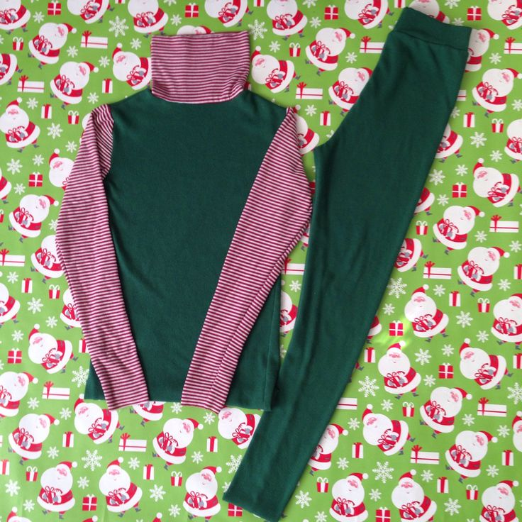 Excited to share the latest addition to my #etsy shop: Wonen elf pajama set