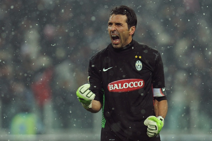 Gianluigi Buffon (Italia) - Parma, Juventus