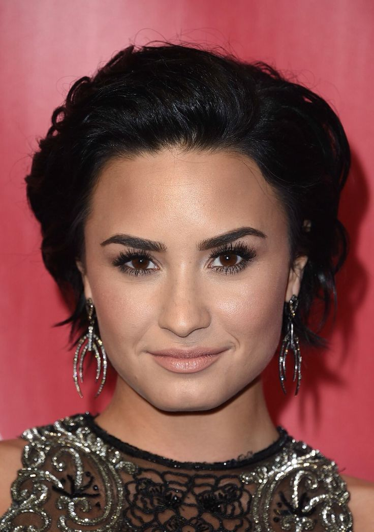 Demi Lovato at the MusiCares Person of the Year in ...