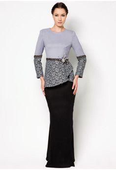 Coco Geraldine Baju Kurung J