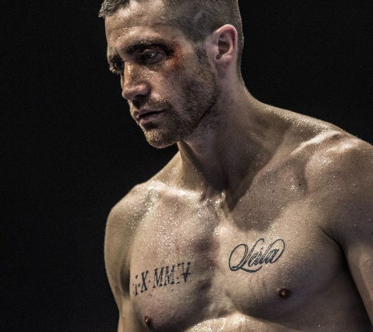 "Our review of the movie ""Southpaw"" from Antoine Fuqua with Jake Gyllenhaal"