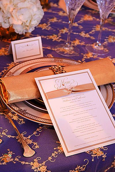 Wedding Color Gold - Wedding Color Silver | Wedding Planning, Ideas & Etiquette | Bridal Guide Magazine