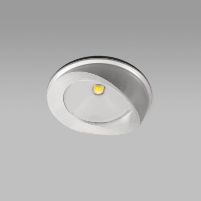 LED Eyelid under cupboard light | John Cullen Lighting
