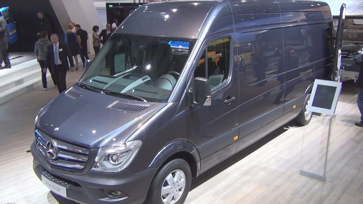 Mercedes Benz Sprinter 316 CDI Panel Van Long