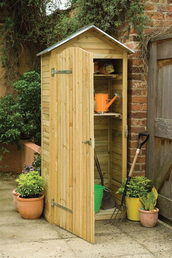 Garden Tool Shed Ideas