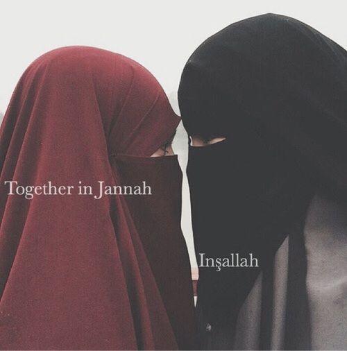 Image de friendship, hijab, and islam