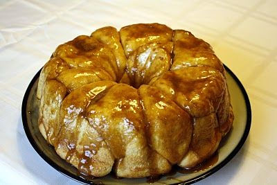 Monkey Bread Sticky Buns...yum!