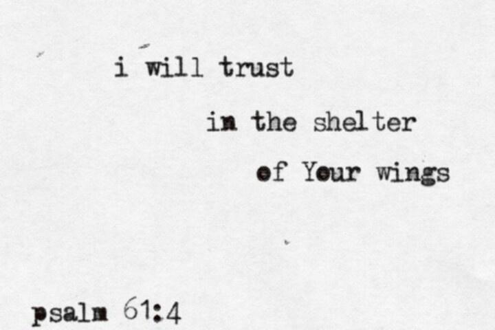 Psalm 61:4