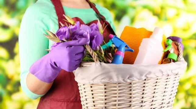 Vårstädning går att göra miljövänligt. Städa utan massor av kemikalier – det…