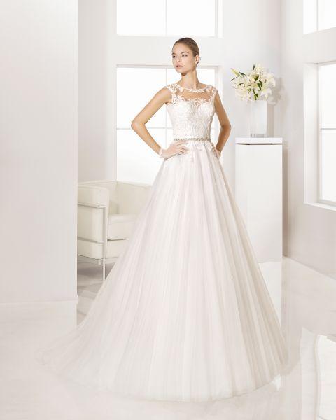 Vestidos y faldas plisadas para novias. ¡Porque las modas siempre vuelven! Image: 21