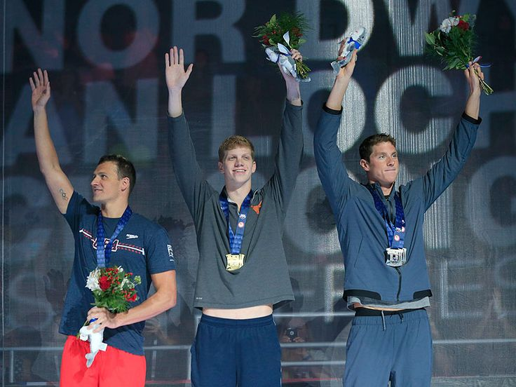 Meet Team USA's Newest Swimming Champions Who Are Besting the Veterans at the Olympic Trials| Summer Olympics 2016, Sports