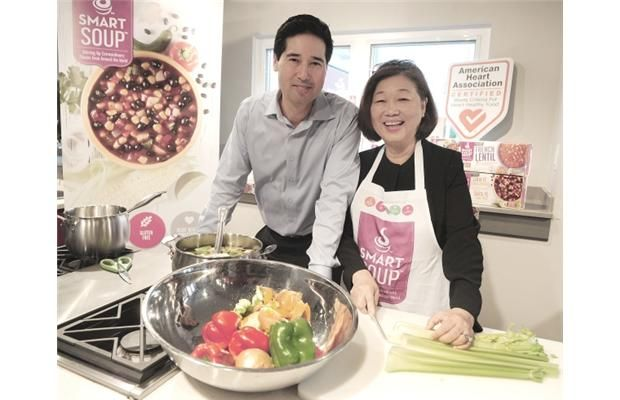 Healthy soups boil down to big business for Richmond company
