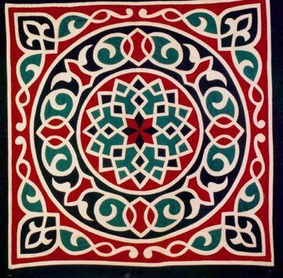 egyptian tent fabric on Behance