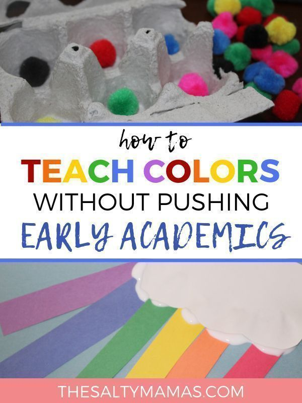 Get Kids Learning with These Colorful Activities