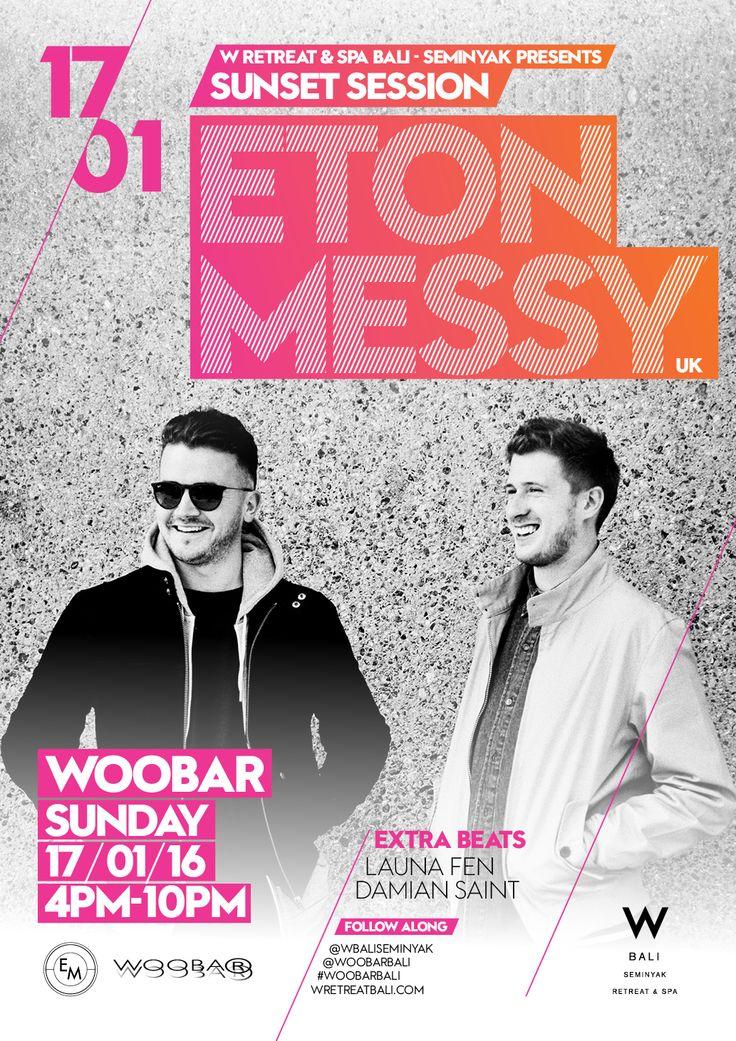 W BALI PRESENTS SUNSET SESSION FEAT ETON MESSY #wbali #wreatreat #woobar #etonmessy #eton #messy #event #party #guide #balithisweek