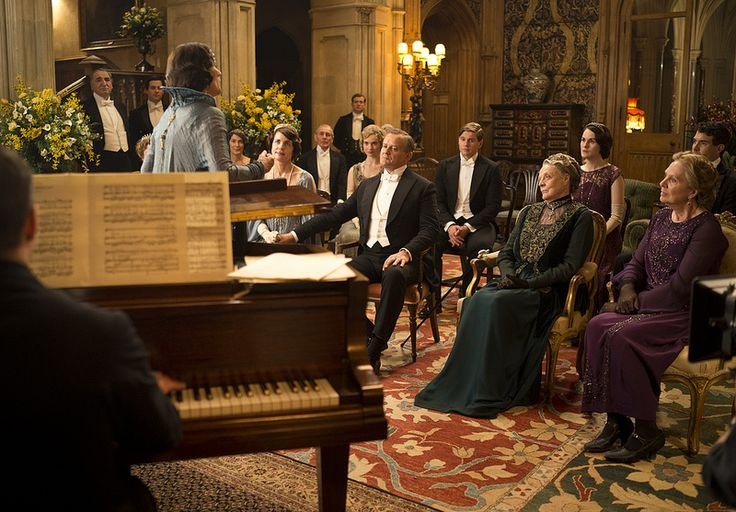 Downton Abbey: Season 4, Episode 2 Recap #DowntonPBS