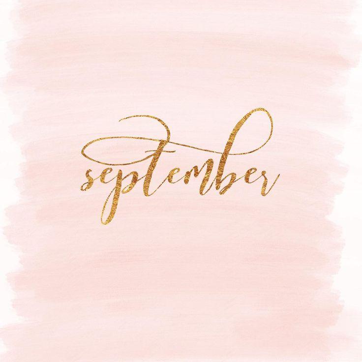 Hello September, Bye Bye August <3 Labsalliebe