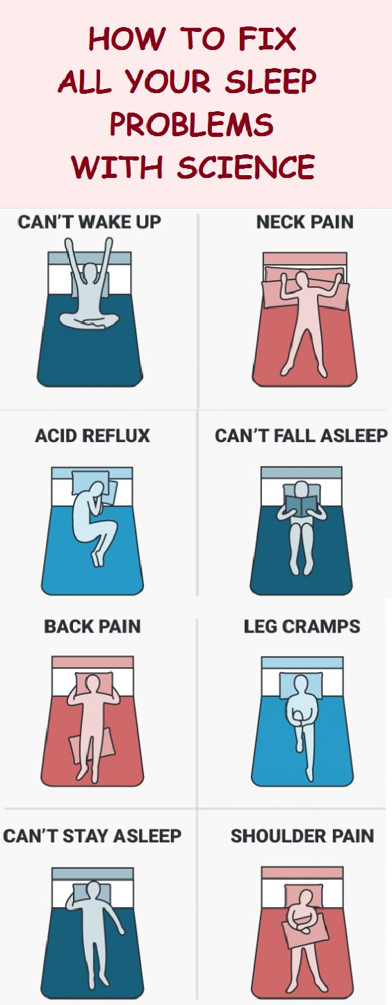 Here are a few tips from top experts on how to sleep correctly to fix all of your health issues