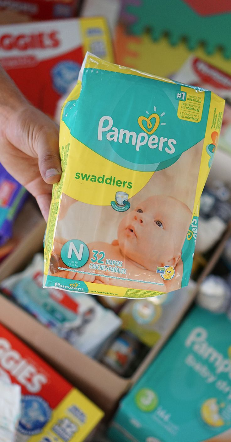 My daughter just won diapers for a year and got way more than she expected! It's so easy to enter. All you need is an email and you can enter to win every week!