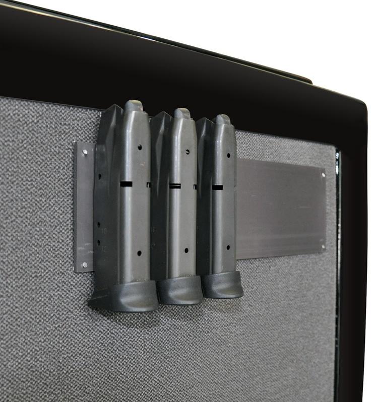 MAG Mounts- magazine mounts, mag mounts, magazine organizer, gun safe accessories, gun storage solutions, storemoreguns, store more guns