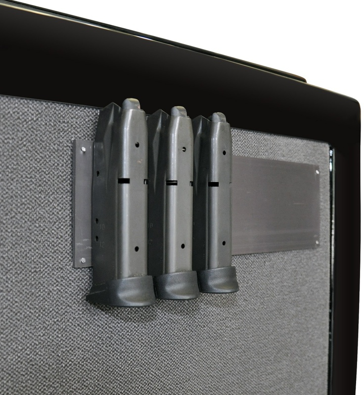 MAG Mounts- magazine mounts, mag mounts, magazine organizer, gun safe  accessories,
