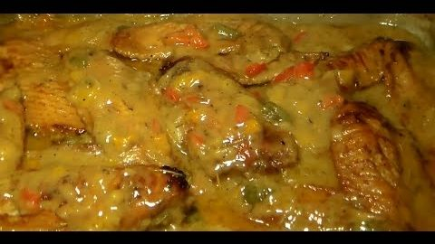 SMOTHERED Baked Turkey Wings: Turkey Wings & GRAVY Recipe -- Watch Philly Boy Jay Cooking Show create this delicious recipe at http://myrecipepicks.com/28674/PhillyBoyJayCookingShow/smothered-baked-turkey-wings-turkey-wings-gravy-recipe/