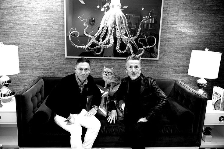 It's Kind of a Funny Story: a profile on Simon Doonan & Jonathan Adler