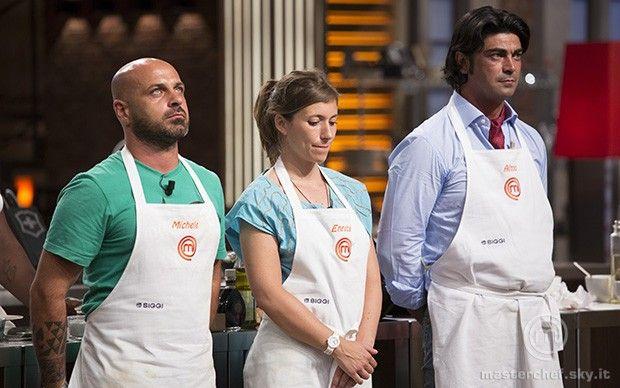 I tre migliori: Michele C., Enrica e Almo