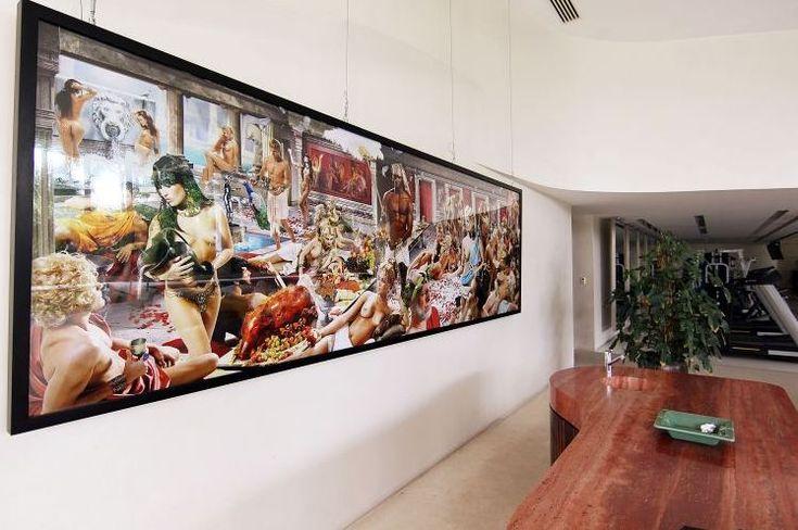 Edemar Cid Ferreira's ex-mansion-museum-like