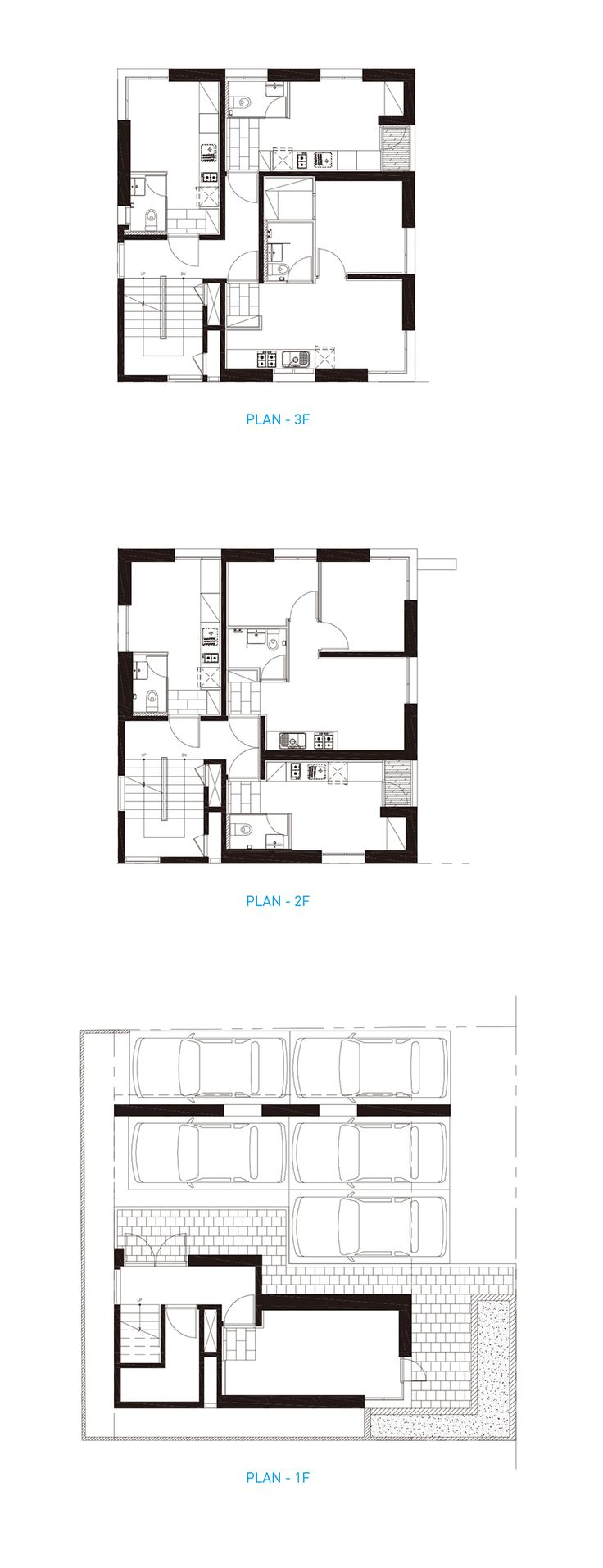 [BY 월간 전원속의 내집] [수익률 높이는 상가주택 디자인] 001 입주자의 감각적인 눈높이를 맞춘 다세...
