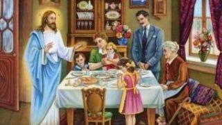 Οι προσευχές που πρέπει να λέμε πριν και μετά το φαγητό