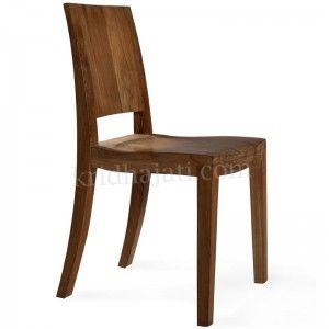 Kursi makan minimalis arkiba terbuat dari bahan baku kayu jati dengan desain minimalis. Kursi makan ini dapat adalah satuan dengan minimalis order 3 kursi makan