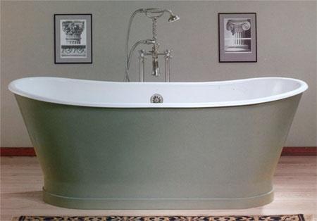 "Balmora dual slipper tub, cast iron, 68"" x 28"" w x 27"" h. Gorgeous, 4k at vintagetub.com. Where can I find similar for less?"