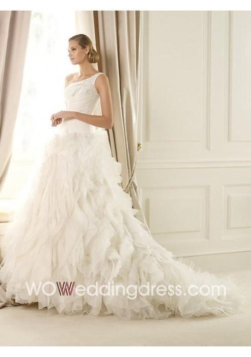 25 best Best wedding dresses images on Pinterest | Hochzeitskleider ...